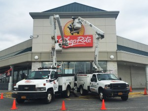 Our Sign Installers Are Top Rated Technicians